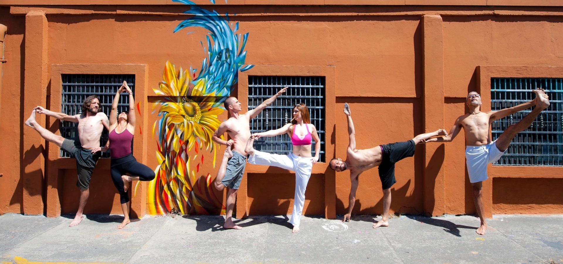 Actividades Yoga Mandir
