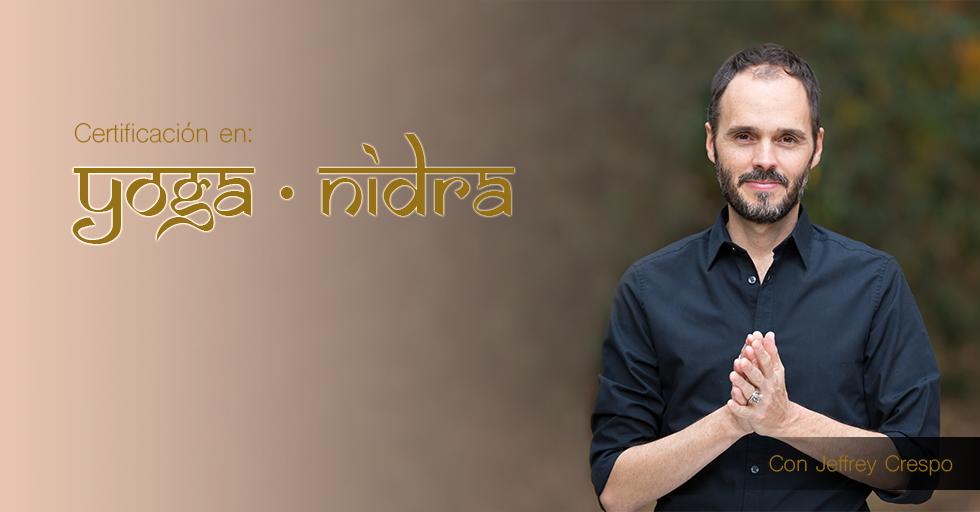 Certificación en Yoga Nidra