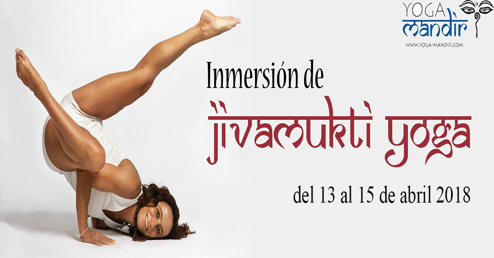 Inmersión de Jivamukti Yoga