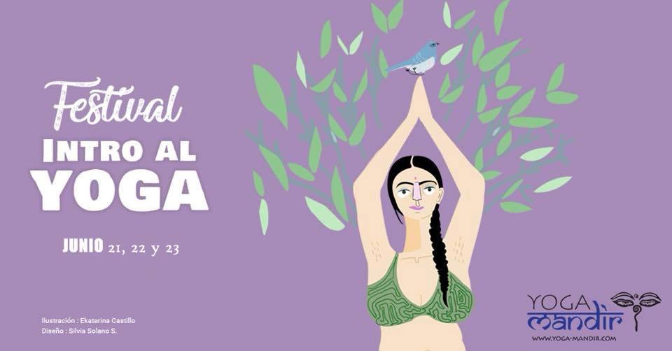 Festival Intro al Yoga – Celebrando Día Internacional del Yoga