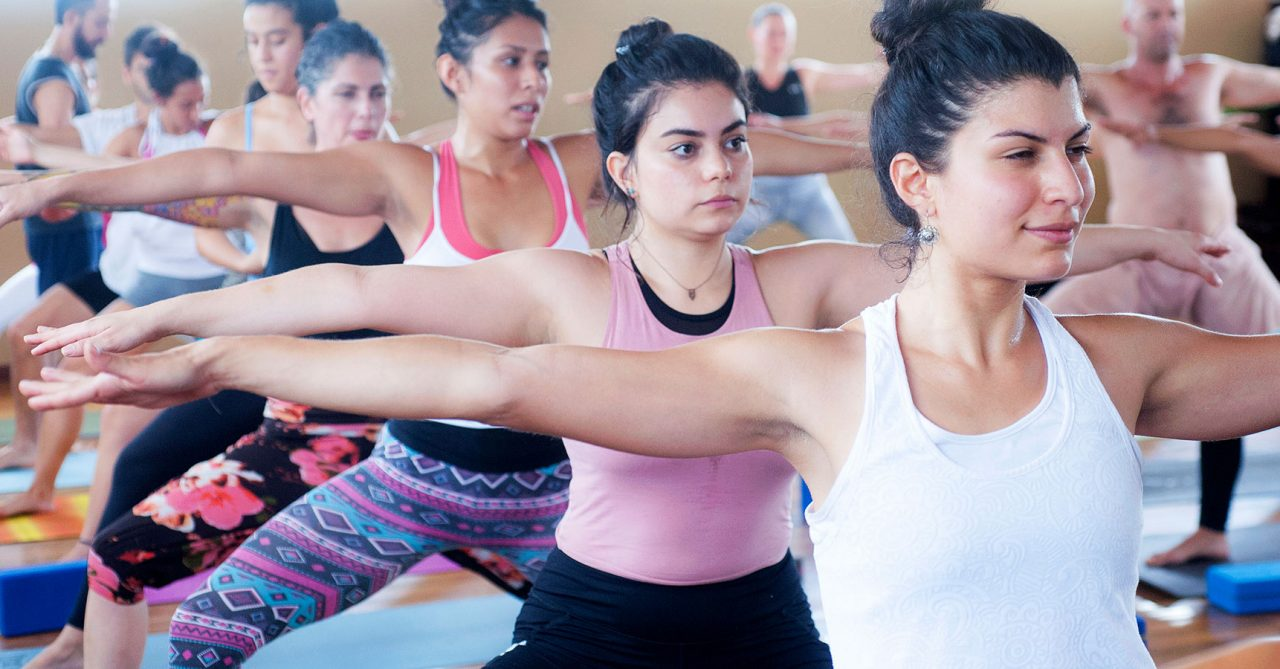 AKASHA, Entrenamiento Avanzado de Hata Yoga