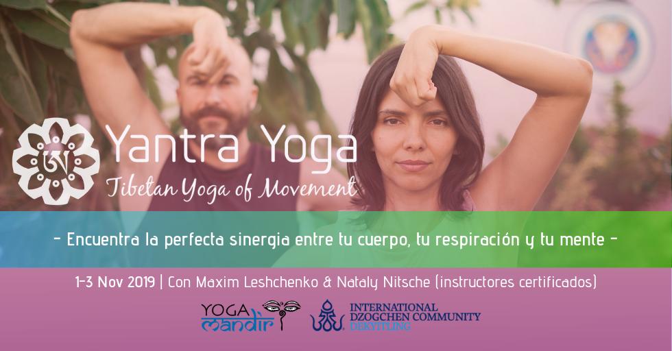 Yantra Yoga (Yoga Tibetano)