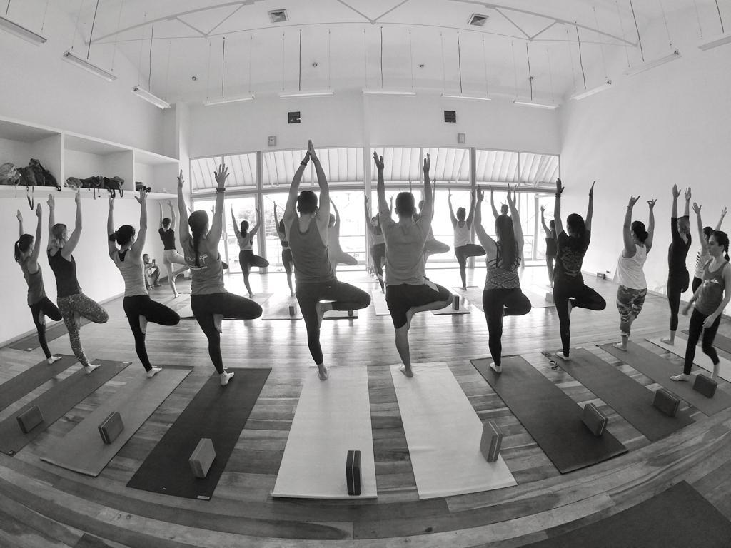 Entrenamiento para profesores de yoga