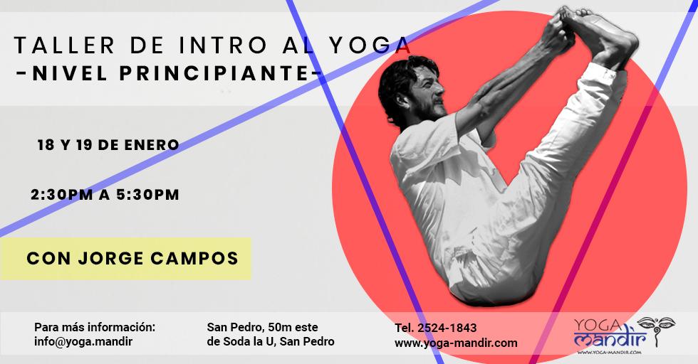 Intro al Yoga
