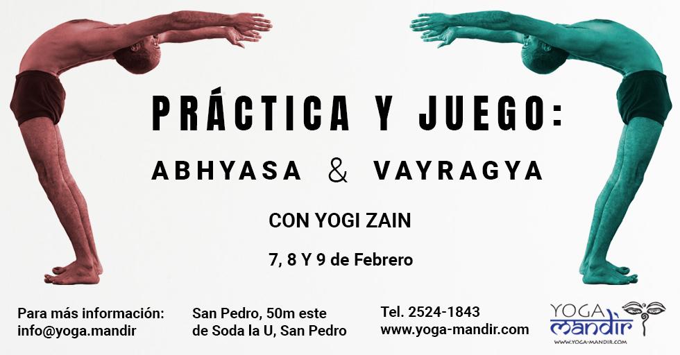 Yoga: Práctica y Juego con Yogi Zain