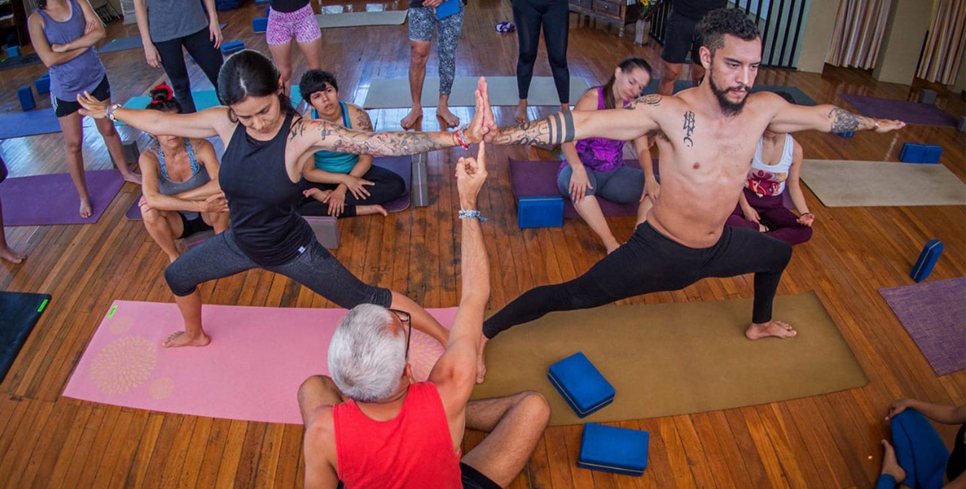 Entrenamiento para Profesores de Yoga 2020