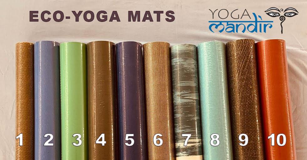 Eco-Yoga Mats