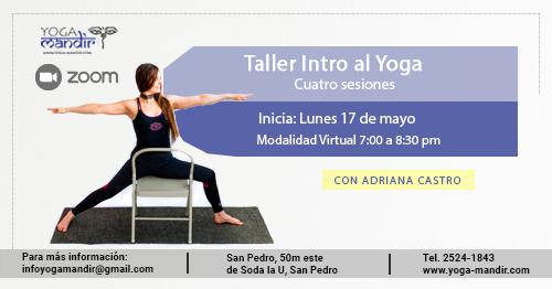 Taller Intro al Yoga